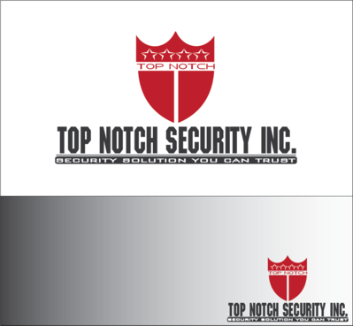 Top notch Security Inc. A Logo, Monogram, or Icon  Draft # 148 by shaurya