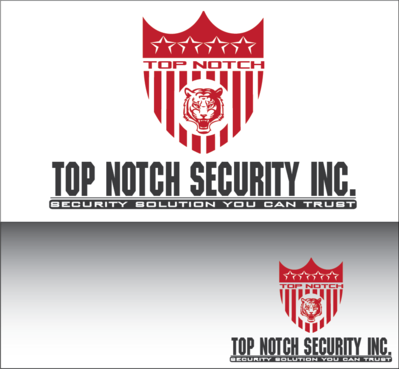 Top notch Security Inc. A Logo, Monogram, or Icon  Draft # 149 by shaurya