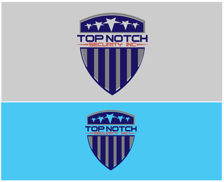 Top notch Security Inc. A Logo, Monogram, or Icon  Draft # 150 by Nightqueen