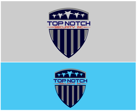 Top notch Security Inc. A Logo, Monogram, or Icon  Draft # 151 by Nightqueen