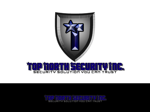 Top notch Security Inc. A Logo, Monogram, or Icon  Draft # 153 by andiDesign92