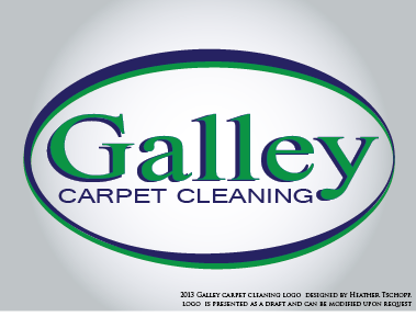 Galley carpet cleaning