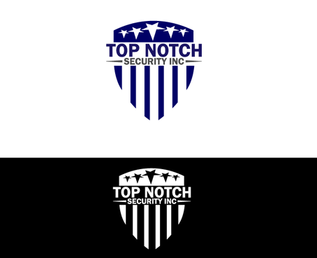 Top notch Security Inc. A Logo, Monogram, or Icon  Draft # 163 by Nightqueen