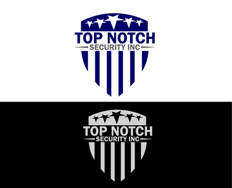 Top notch Security Inc. A Logo, Monogram, or Icon  Draft # 164 by Nightqueen