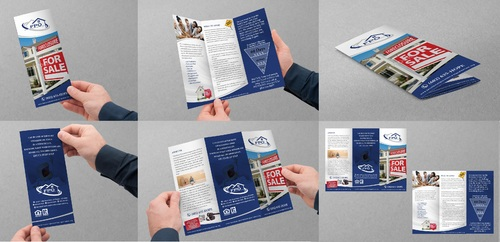 Brochure/Newsletter Marketing collateral  Draft # 3 by Achiver