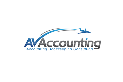 Av Accounting Logo Winning Design by xtrimedesigns