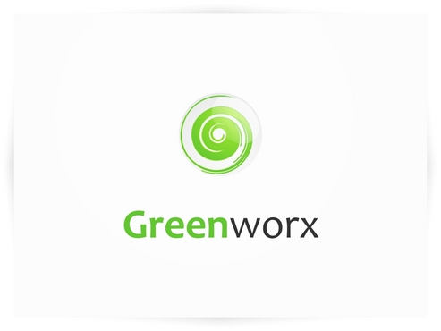 Greenworx, Inc.  A Logo, Monogram, or Icon  Draft # 4 by number13