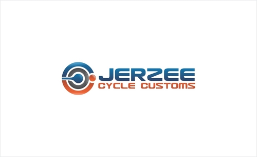Jerzee Cycle Customs A Logo, Monogram, or Icon  Draft # 3 by SecondGraphic