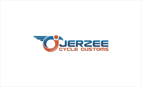 Jerzee Cycle Customs A Logo, Monogram, or Icon  Draft # 4 by SecondGraphic
