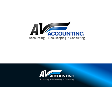 Av Accounting A Logo, Monogram, or Icon  Draft # 54 by pivotal