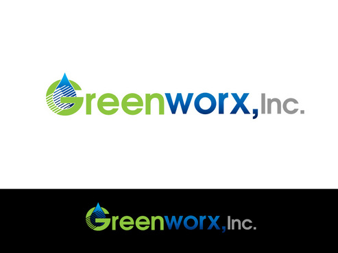 Greenworx, Inc.  A Logo, Monogram, or Icon  Draft # 11 by zekelijah