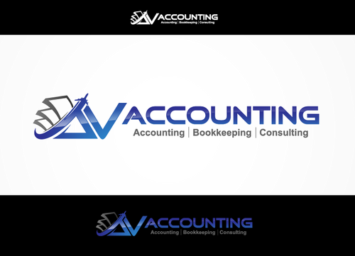 Av Accounting A Logo, Monogram, or Icon  Draft # 83 by hands4art