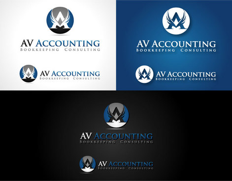 Av Accounting A Logo, Monogram, or Icon  Draft # 95 by saiiah