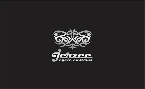 Jerzee Cycle Customs A Logo, Monogram, or Icon  Draft # 9 by SecondGraphic