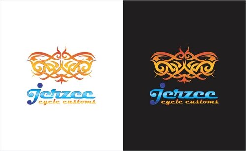 Jerzee Cycle Customs A Logo, Monogram, or Icon  Draft # 10 by SecondGraphic