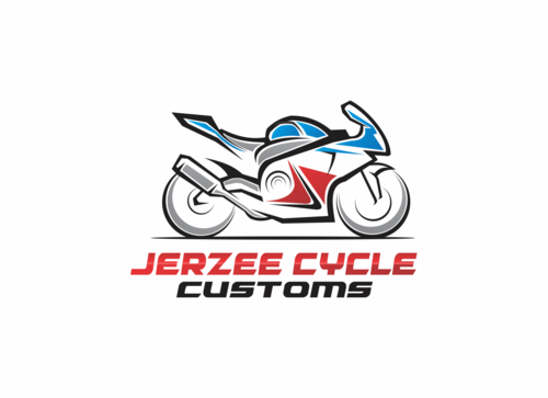 Jerzee Cycle Customs A Logo, Monogram, or Icon  Draft # 11 by mazyo2x