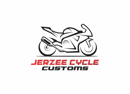 Jerzee Cycle Customs A Logo, Monogram, or Icon  Draft # 12 by mazyo2x