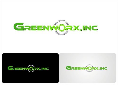 Greenworx, Inc.  Logo Winning Design by valiWORK