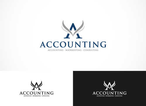 Av Accounting A Logo, Monogram, or Icon  Draft # 107 by Karen