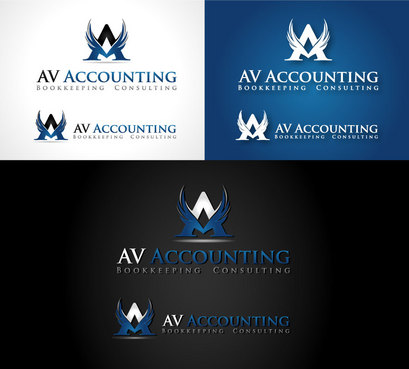 Av Accounting A Logo, Monogram, or Icon  Draft # 114 by saiiah