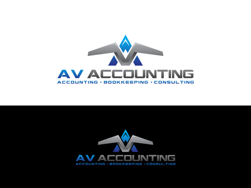 Av Accounting A Logo, Monogram, or Icon  Draft # 117 by dimzsa