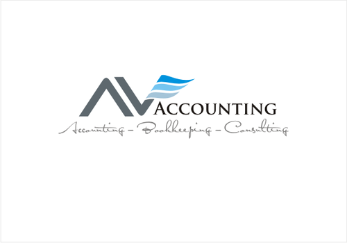 Av Accounting A Logo, Monogram, or Icon  Draft # 120 by irvank