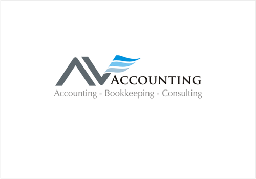 Av Accounting A Logo, Monogram, or Icon  Draft # 121 by irvank