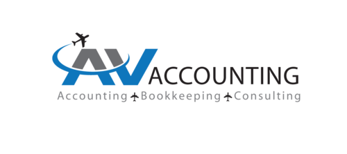 Av Accounting A Logo, Monogram, or Icon  Draft # 123 by anijams