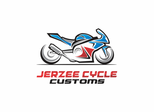 Jerzee Cycle Customs A Logo, Monogram, or Icon  Draft # 17 by mazyo2x