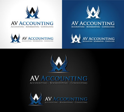 Av Accounting A Logo, Monogram, or Icon  Draft # 130 by saiiah