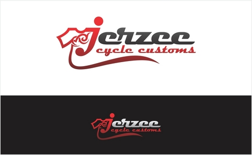 Jerzee Cycle Customs A Logo, Monogram, or Icon  Draft # 19 by SecondGraphic