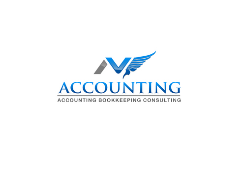 Av Accounting A Logo, Monogram, or Icon  Draft # 148 by jestony