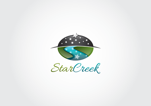 StarCreek A Logo, Monogram, or Icon  Draft # 156 by AxeDesign