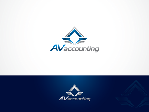 Av Accounting A Logo, Monogram, or Icon  Draft # 161 by Alfdesign