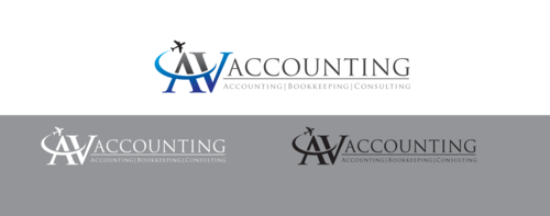 Av Accounting A Logo, Monogram, or Icon  Draft # 162 by anijams