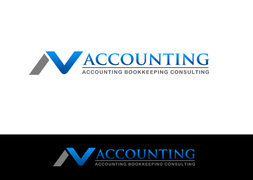Av Accounting A Logo, Monogram, or Icon  Draft # 166 by jestony