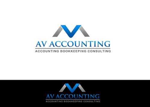 Av Accounting A Logo, Monogram, or Icon  Draft # 168 by jestony