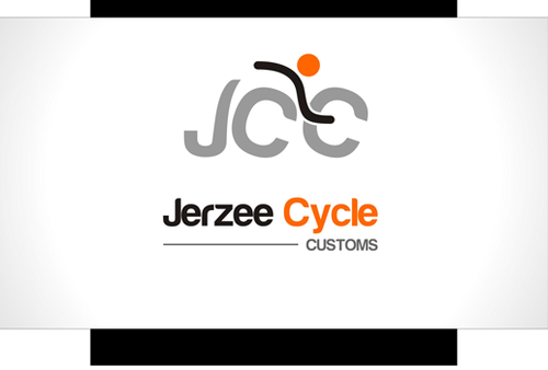 Jerzee Cycle Customs A Logo, Monogram, or Icon  Draft # 23 by irdiya