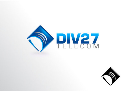 Division 27 Telecommunications, Inc.or Div 27 Telecom A Logo, Monogram, or Icon  Draft # 21 by speedyart