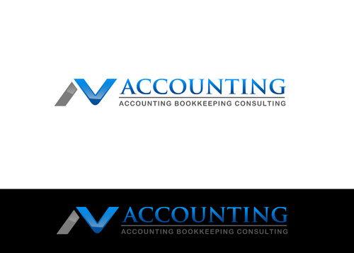 Av Accounting A Logo, Monogram, or Icon  Draft # 179 by jestony