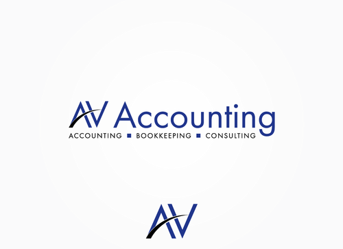 Av Accounting A Logo, Monogram, or Icon  Draft # 183 by Sacril