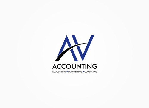 Av Accounting A Logo, Monogram, or Icon  Draft # 184 by Sacril