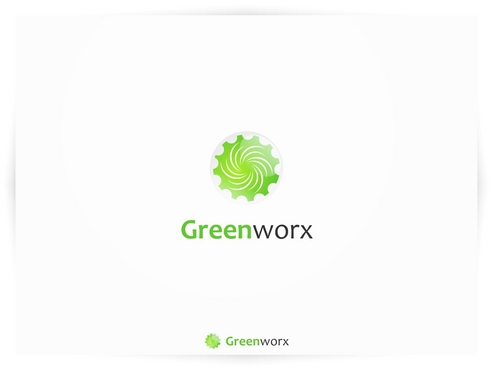 Greenworx, Inc.  A Logo, Monogram, or Icon  Draft # 70 by number13