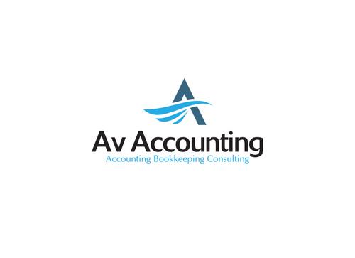 Av Accounting A Logo, Monogram, or Icon  Draft # 188 by jianvinkyle