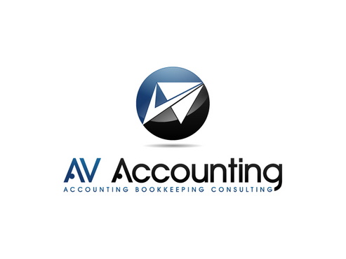 Av Accounting A Logo, Monogram, or Icon  Draft # 189 by saiiah