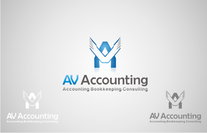 Av Accounting A Logo, Monogram, or Icon  Draft # 192 by onetwo