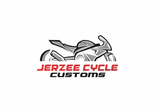 Jerzee Cycle Customs A Logo, Monogram, or Icon  Draft # 40 by mazyo2x