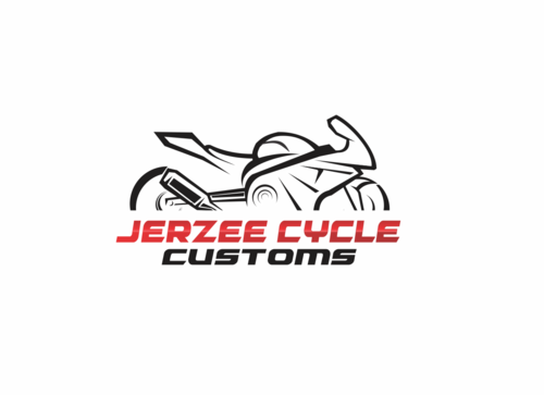 Jerzee Cycle Customs A Logo, Monogram, or Icon  Draft # 41 by mazyo2x