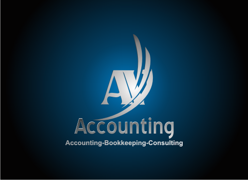 Av Accounting A Logo, Monogram, or Icon  Draft # 208 by Rose93