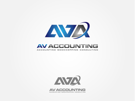 Av Accounting A Logo, Monogram, or Icon  Draft # 213 by falconisty